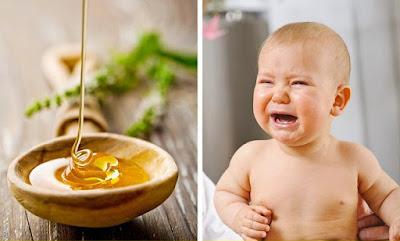 لماذا لا يأكل الأطفال العسل