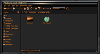 apa itu TOR Browser dan Cara installnya di linux