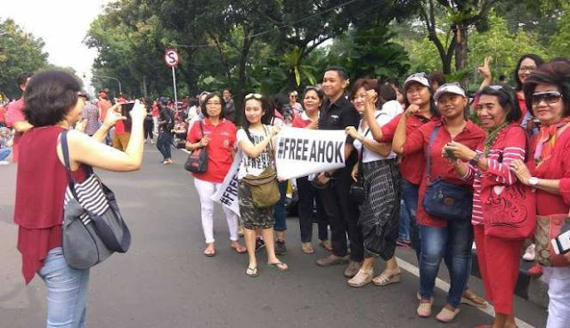 GEPRINDO: Sebaiknya Polri Telusuri Aliran Dana Aksi Ahokers