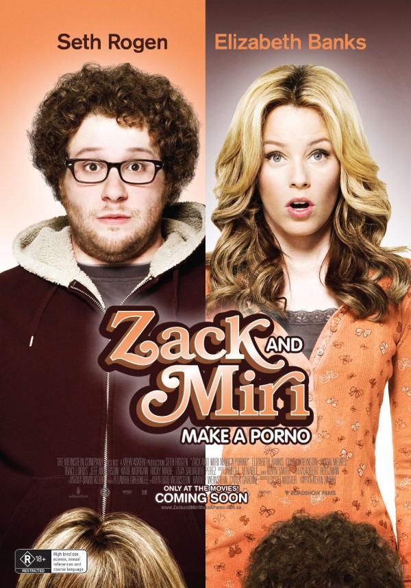 Zack And Miri Make A Porno Posters 107