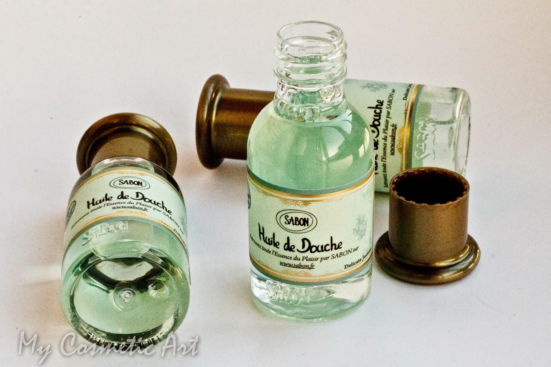 Aceite de ducha de Sabon