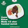 AYAM BAKAR MUDA 1/2 EKOR SAMBAL MATAH