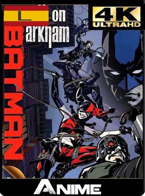 Batman: Ataque a Arkham (2014) 4K 2160p UHD [HDR] Latino [GoogleDrive-Mega]