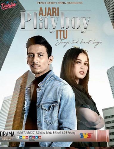 Ajari Playboy itu (Dahlia TV3)