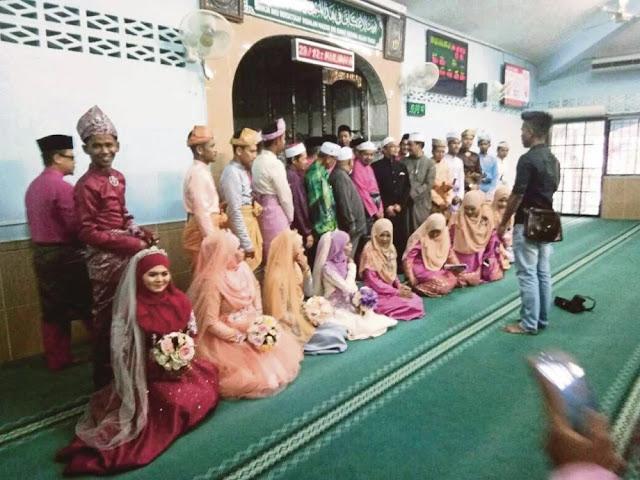 Pakej Perkahwinan Murah Perak