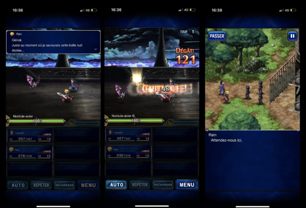 تحميل لعبة Final Fantasy Brave Exvius