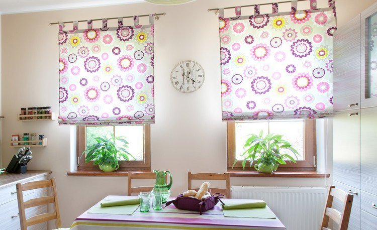 Modern Kitchen Curtains Design Ideas 2016