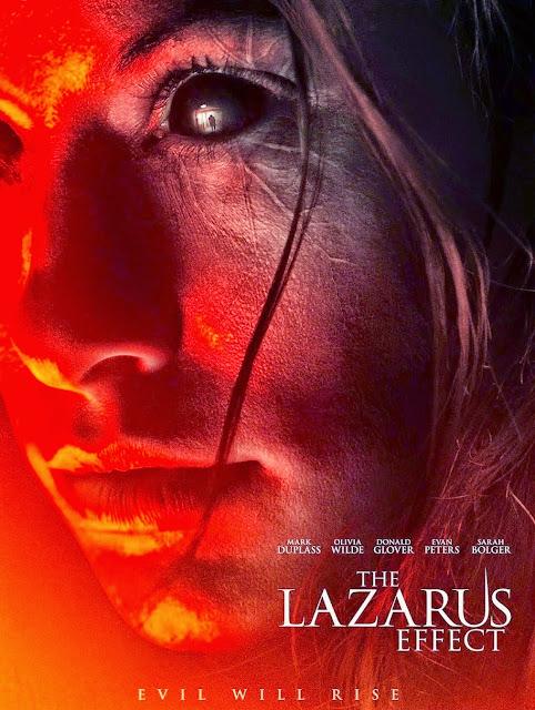 The Lazarus Effect (2015) ταινιες online seires oipeirates greek subs