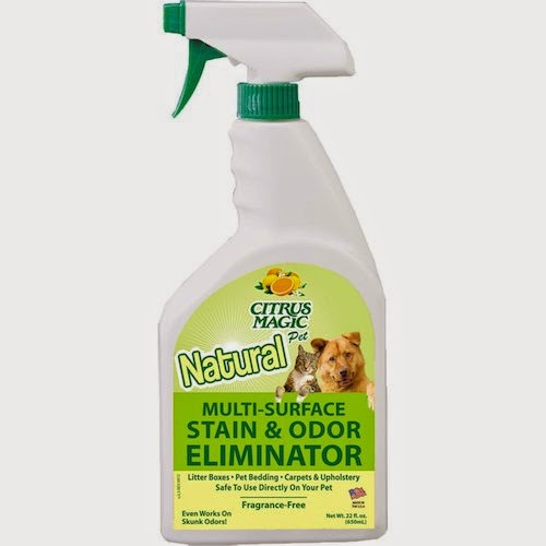 Citrus Magic Pet Odor Eliminator