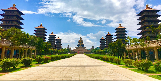 Visiting Fo Guang Shan Buddha Museum ~ Everlasting Journey