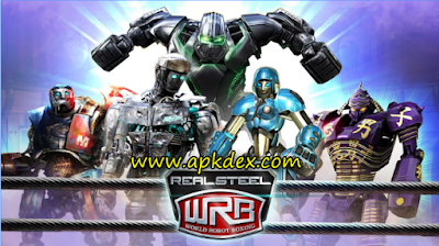 Real Steel World Robot Boxing Mod Apk Data Obb