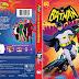 Capa DVD Batman O Retorno Da Dupla Dinâmica