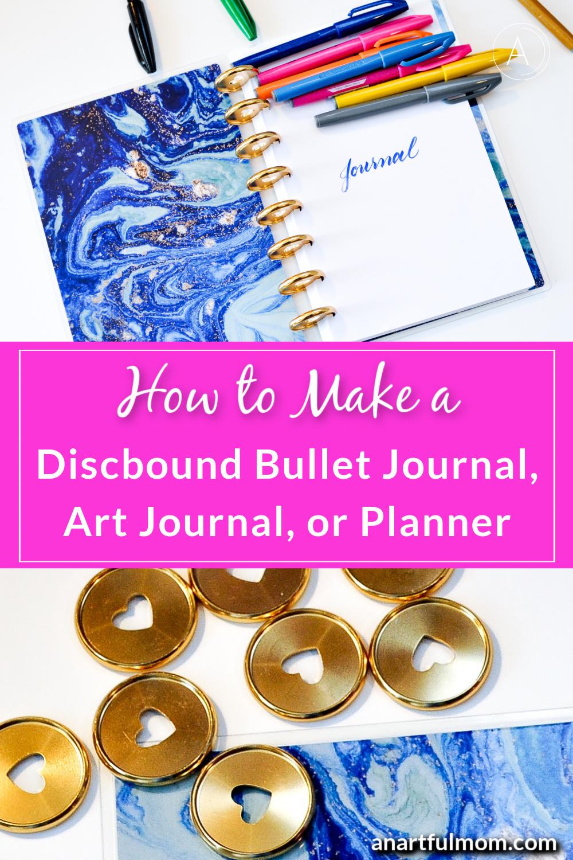 Make a discbound notebook
