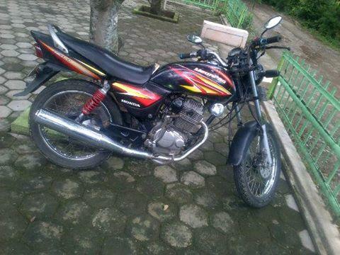 Lapak Motor Bekas Honda Megapro 2005 Masih Joss Ngawi