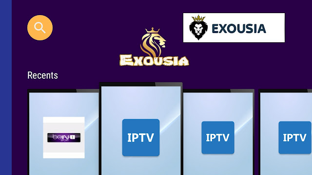 تحميل التحديث الاخير من تطبيق ExousiaAF2.2.apk لمشاهدة القنوات و الافلام