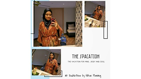 Foot Reflexology di The Spacation DoubleTree Resort by Hilton Penang