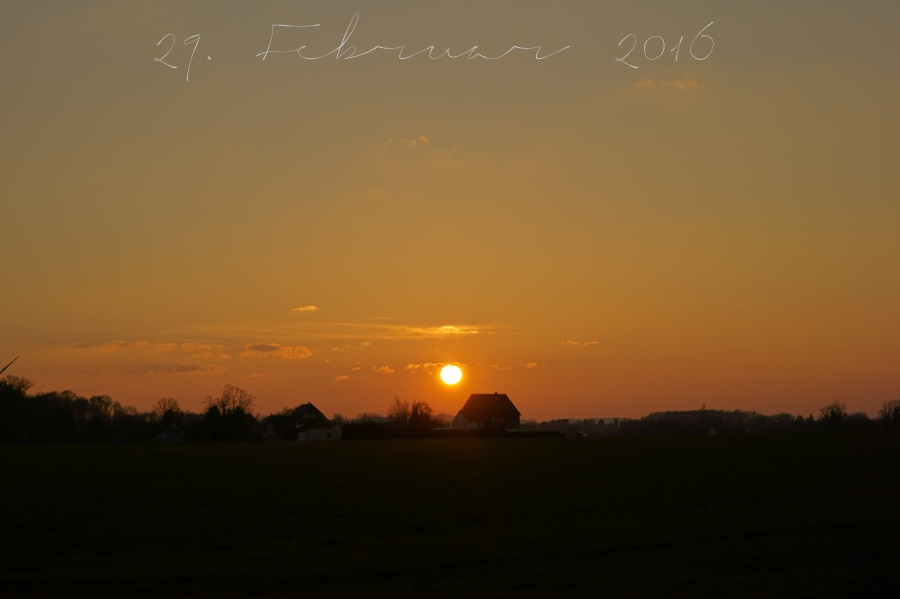 Blog + Fotografie by it's me! - fim.works - Abendhimmel am 29.02.2016.jpg