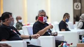 Pengakuan Ketua KPU Arief Budiman Usai Dinyatakan Positif Covid-19
