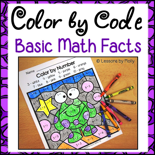 https://www.teacherspayteachers.com/Product/Math-Facts-Color-by-Number-Additon-and-Subtraction-3070793