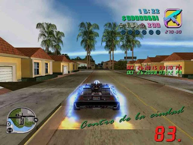 لعبة GTA 8