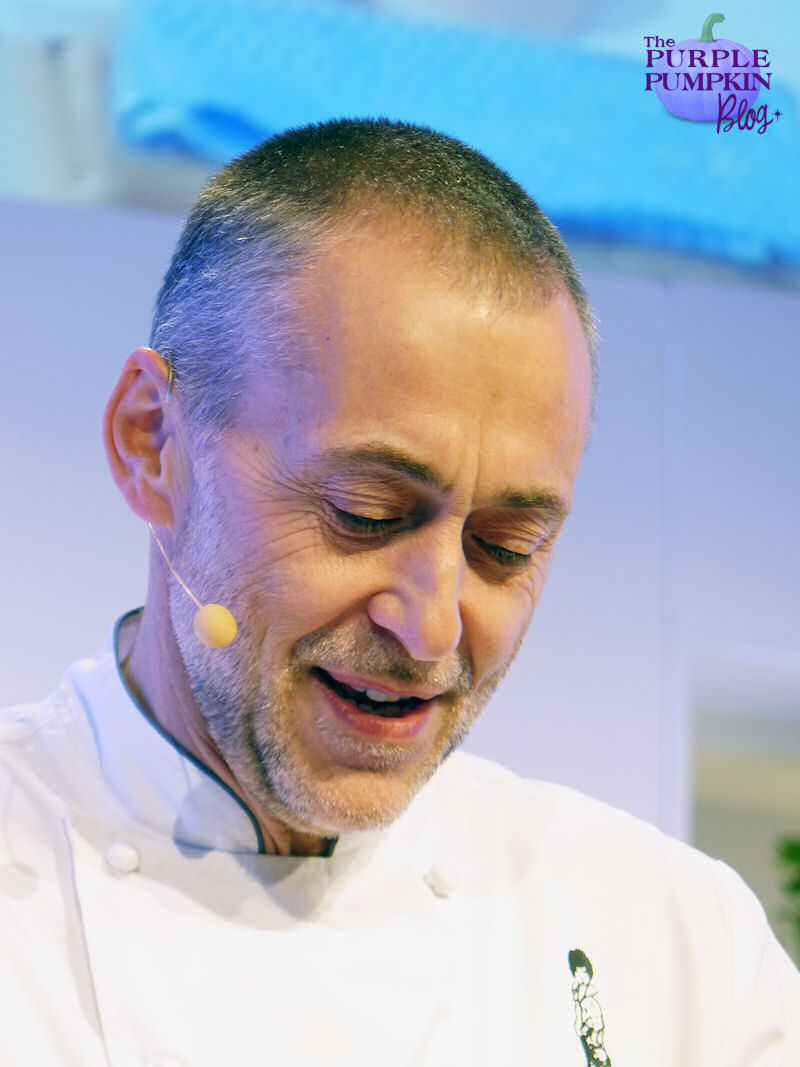 Michel Roux Jr at BBC Good Food Show, London