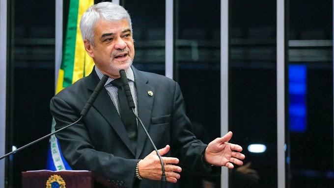 Bancada do PT vai pedir que Congresso devolva MP da cateira verde e amarela, anuncia Humberto