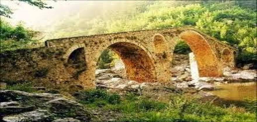 Ο μύθος της γέφυρας του διαβόλου στον ποταμό Άρδα [εικόνες]