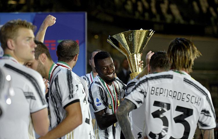 Zvanično: Raskinut ugovor između Blaisea Matuidija i Juventusa