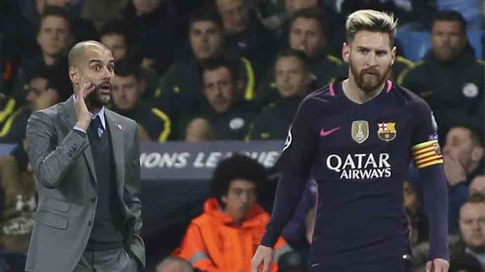 Detail Of Messi's Deal With Manchester City Revealed