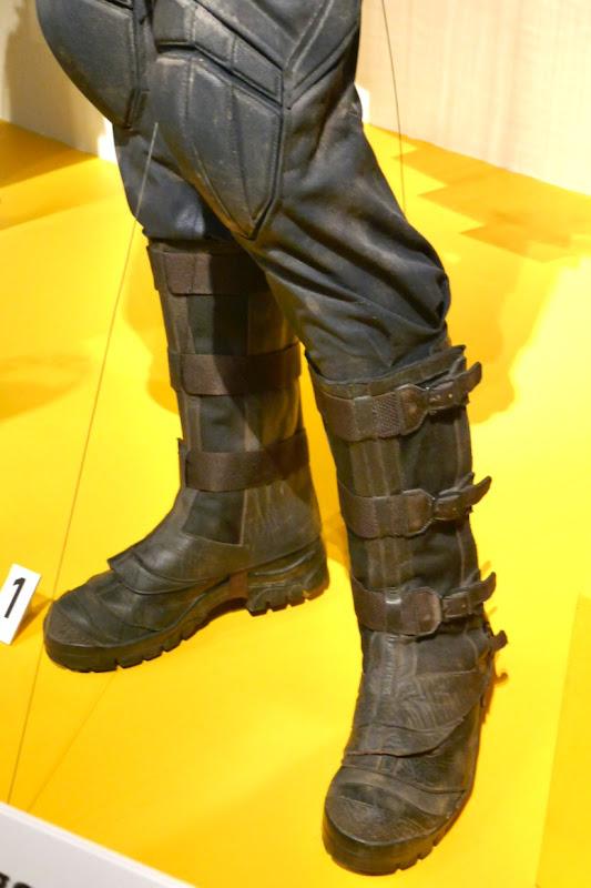 Captain America costume boots Avengers Endgame