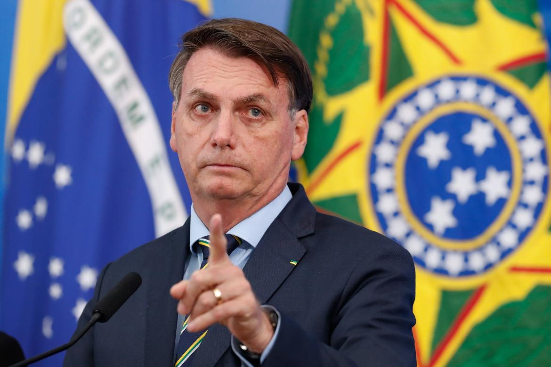 """El diálogo de Bolsonaro con un argentino: """"La situación en Argentina se encamina rumbo a Venezuela"""""""