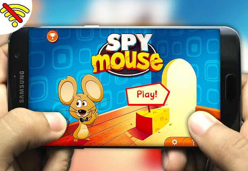 تحميل لعبة spy mouse