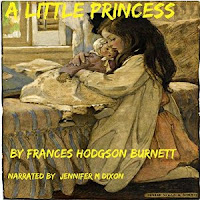 A Little Princess, Cover photo narratorreviews.org