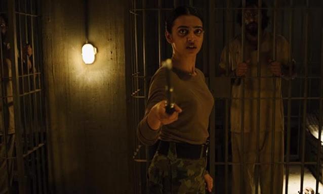 Netflix Hindi mini-series ghoul