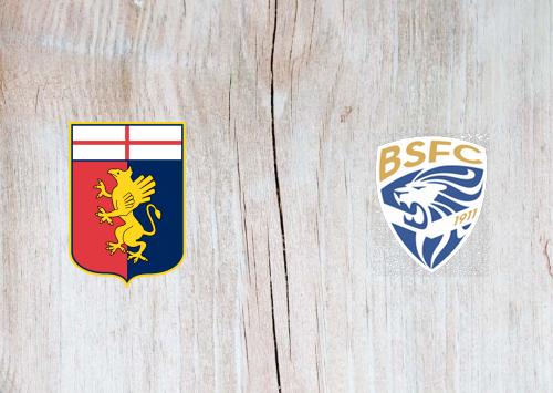 Genoa vs Brescia -Highlights 26 October 2019