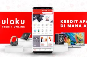 AkuLaku, Aplikasi Kredit Tanpa Kartu