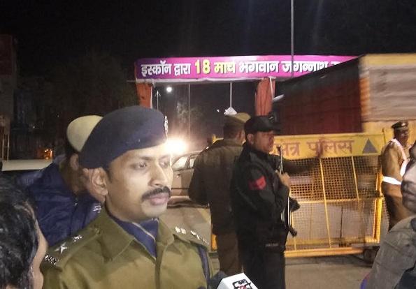 पुलिस ने जांचे 1781 वाहन, जांच के दौरान 466 बोतल अवैध शराब भी बरामद