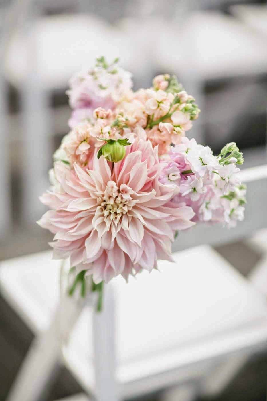 wedding aisle flowers. Black Bedroom Furniture Sets. Home Design Ideas