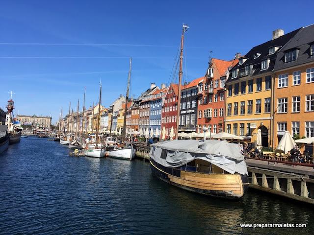 Escapada Copenhague