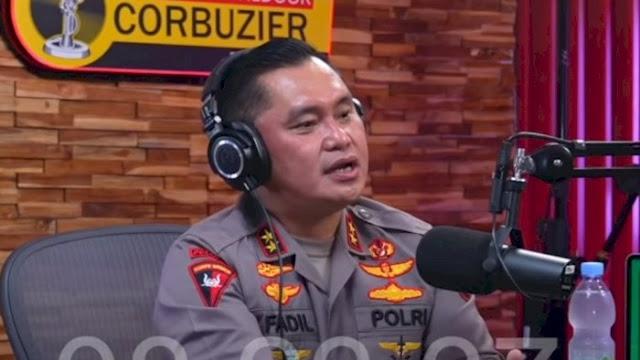 Kapolda Fadil Tegaskan Kasus Chat Habib Rizieq Masih Diselidiki Sampai Saat Ini