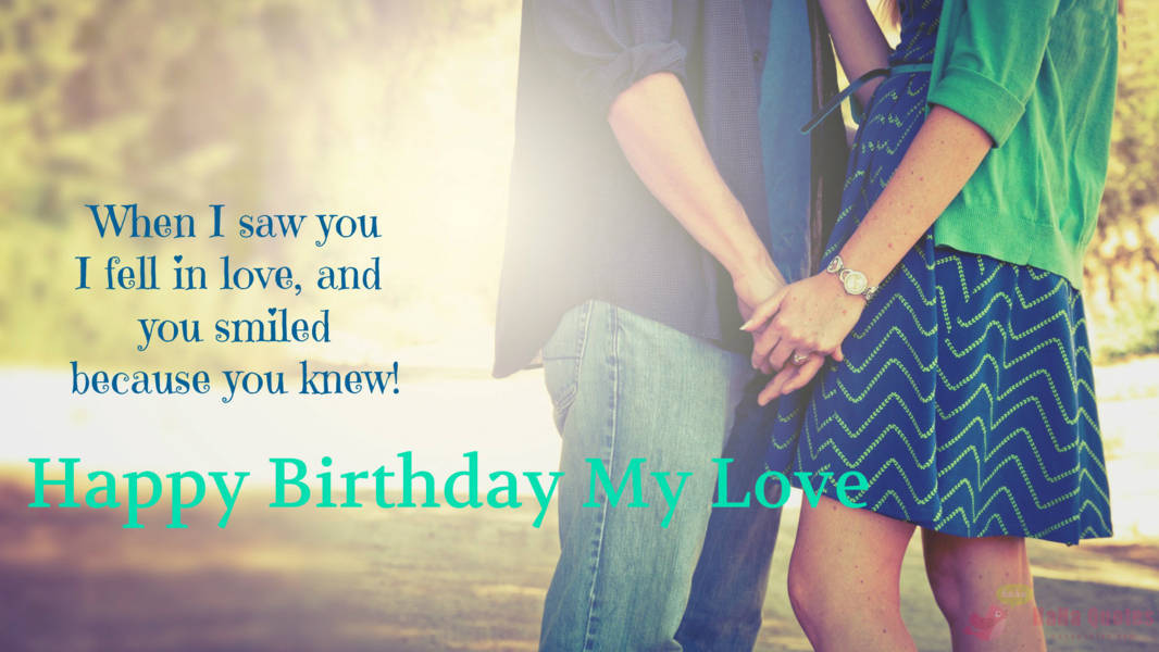 Love Images With: Romantic Happy Birthday Images And