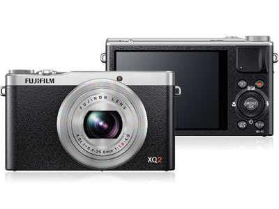 Fujifilm XQ2デジタルカメラのファームウェアのダウンロード