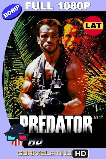 Depredador (1987) BDRip 1080p Latino-Ingles MKV