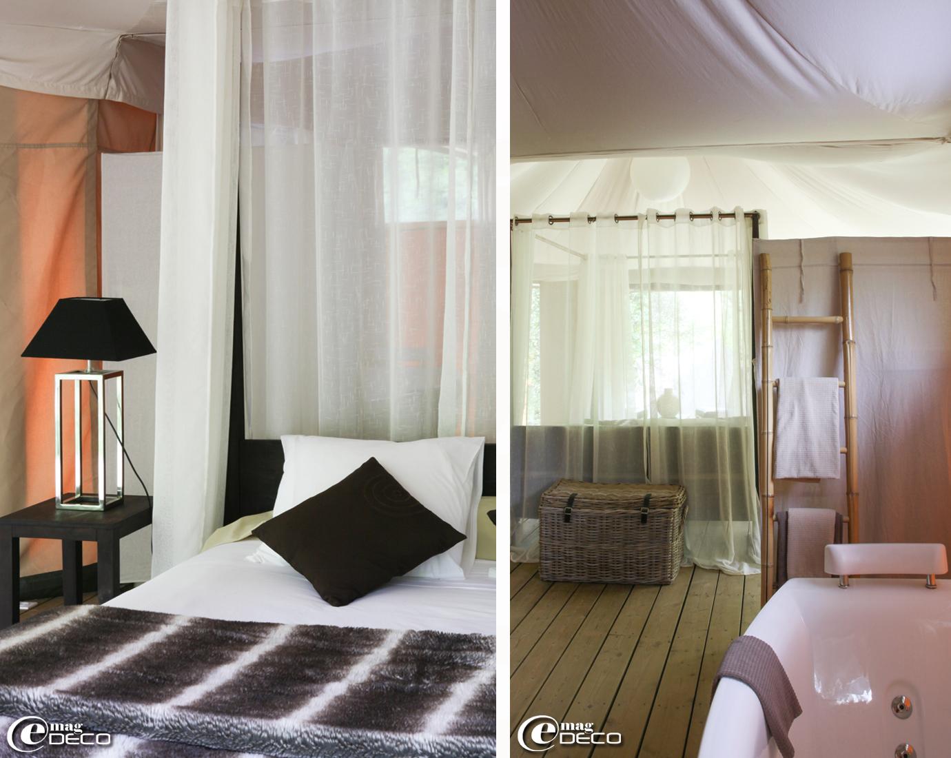 Malle Bar Maison Du Monde lodge du pont d'arc » ~ e-magdeco : magazine de décoration