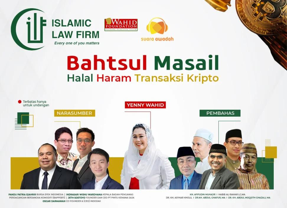 Halal haram transaksi kripto