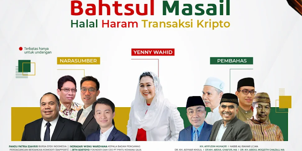 Halal dan Haram Transaksi Kripto Menurut Ulama di Indonesia