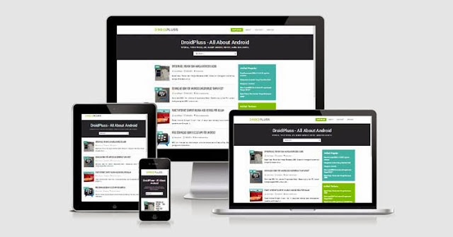 Droidpluss-free-blogger-template