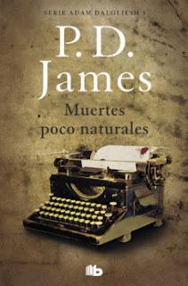 """""""Muertes poco naturales"""" de P. D. James"""