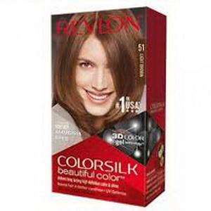 Thuốc nhuộm tóc Revlon ColorSilk hàng chính hãng Mỹ màu Light Brown