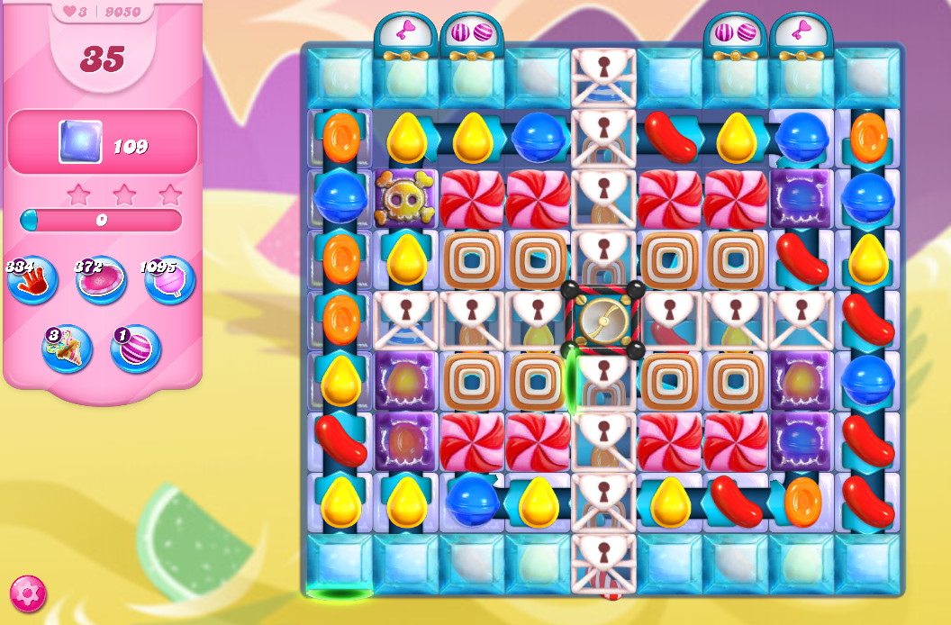 Candy Crush Saga level 9050